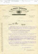 Dépt 15 & Paris VII ème - Murat - Peu Courant Exploitation de Kieselguhr de 1924