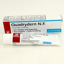 4x Quadrydern NF Skin Allergies Cream Quadrydern Crema