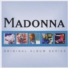 "MADONNA ""ORIGINAL ALBUM SERIES"" 5 CD NEUF"