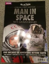 BBC Sky At Night Magazine Collector's Edition Man In Space 50th Anniversary