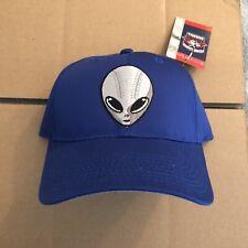 Vtg NWT Las Vegas 51s Snapback Hat Cap Alien Logo Area 51 MILB Minor League Hat