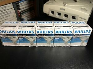 Philips Accentline Halogen 12v 20w Lightbulbs GU5.3 12v 5-pack Free Delivery