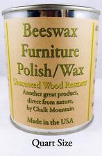 """Furniture Restorer & Polish for Wood. 1 Quart (32 Oz's) """"All Natural"""""""
