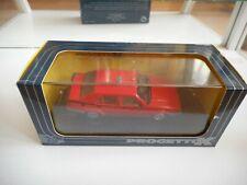 Progetto K Alfa Romeo 75 1800 I.E. Vigili del Fuoco in Red on 1:43 in Box