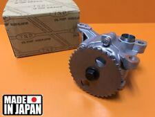 MADE JAPAN Oil Pump Aerio 02-07 Esteem Vitara J18 J20 J23A