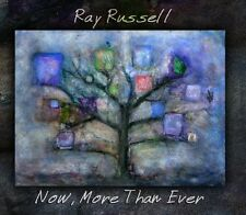 Ray Russell - Now More Then Ever [CD]