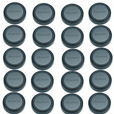 20pcs Rear Lens Cap Cover for Fujifilm Fuji FX X Mount X-Pro 1 X-E1 X10 XF1 new
