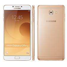 New Samsung Galaxy C9 Pro C9000 6 Inch 6GB Ram 64GB Factory Unlocked Phone(GOLD)