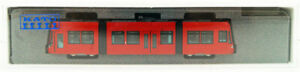 Kato 14-805-2 My Tram Red (N scale)