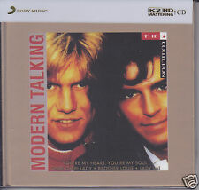 """Modern Talking - The Collection"" Japan Sony Audiophile K2HD CD Brand New"