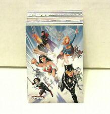 DC Comics: The Women of Legend [2013] Complete (63) Card Base Set