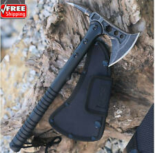 Tactical Axe Tomahawk Army Outdoor Hunting Camping Survival Machete Hand Tool