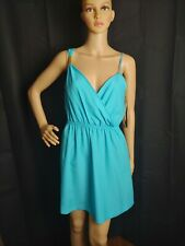 Kardashian Collection  Sexy Mini Blue Size Medium New. With out tags