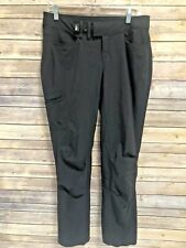 The North Face  Women's Regular Size 6 Black Athletic Nylon Pants