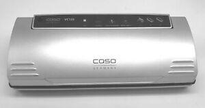 Caso VC120 Vakuumierer  Vakuumiergerät Folienschweißgerät
