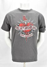 Velvet Revolver T Shirt Knife in Heart Logo Medium
