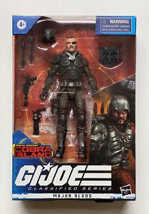 G.I. Joe Classified Series Special Missions: Cobra Island Major Bludd