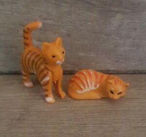 Playmobil Tiere 2 Tiger Katzen