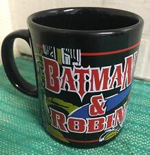 Raro 1997 DC Comics Batman Y Robin Taza