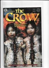 The Crow - Issue 3 - Kitchen Sink Comix - Comic - 1997 - 3 of 4 - Walking...