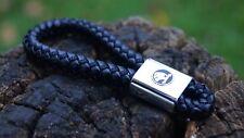 Skoda pu-Leder Schlüsselanhänger Anhänger Logo Emblem Octavia Fabia Yeti NEU!