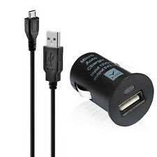 Car Charger fit Blackberry Aries bold Curve Thunder Storm Torch /BlueAnt Bluetoo