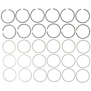 MAHLE Engine Piston Ring Set 51615CP; Standard Fit