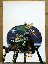 Carte postale MOEBIUS GRUBERT    postcard