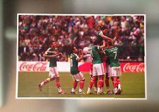 Panini 2014 Brazil World Cup MEXICO CELEBRATION Coca-Cola Sticker Set CC1 - CC8