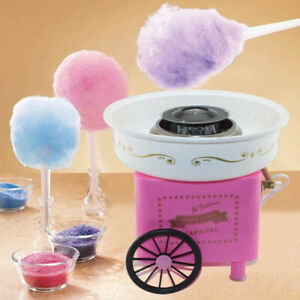 Mini Sweet Automatic Portable Electric Cotton Candy Machine Household DIY 500W