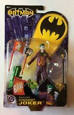 Batman Quick Fire Joker, 2003 Mattel Action Figure, MIB