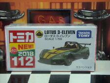 TOMICA #112 LOTUS 3-ELEVEN 1/59 SCALE NEW IN BOX
