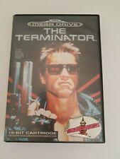 Sega Mega Drive The Terminator