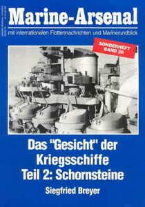 Marine-Arsenal S-20: Kriegsschiffe-Schornsteine