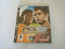 PES 2008 - Sony PlayStation 3 - PS3 - Occasion - Complet - PAL FR