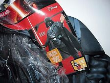 NWT NEW Halloween Costume Star Wars Darth Vader Men M Adult