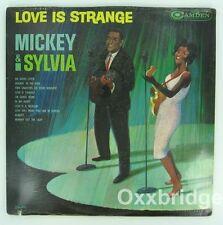 MICKEY SYLVIA Love Is Strange SEALED Northern Soul CAMDEN 1965 USA Mono ORIGINAL