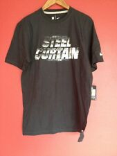 Pittsburg Steelers Steel Curtain NFL Tshirt Size Medium