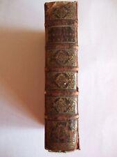 JOSUE, LES JUGES ET RUTH. SAINTS PERES - AUTEURS ECCLESIASTIQUES. 1687 DESPREZ