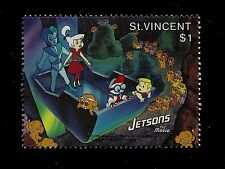 ST. VINCENT  SCOTT# 1459 MNH   JETSONS, THE MOVIE