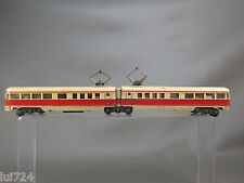 VINTAGE MARKLIN HO SCALE DT800 DOUBLE RAILCARS