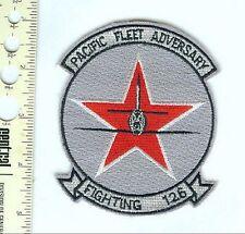 Military Patch USN Pac Fleet AdverSary Squadron VF-126