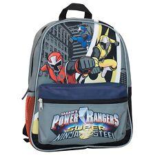 Power Rangers Backpack I Kids Power Rangers Rucksack I Power Rangers Bag
