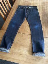 Nudie Jeans Tilted Tor Selvage 32x32