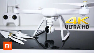 Drone Xiaomi Mi drone 4K. Completo di zaino preformato, antenna booster, ...