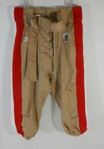 2008 San Francicso 49ers Patrick Willis #52 Game Used Gold Football Pants 198