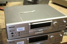 Kenwood Dmf-2070 Minidisk Md Deck Player Audio