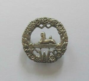 BRITISH ARMY CAP BADGE. THE SOUTH WALES BORDERERS ( 5th. Volunteer Battalion ).