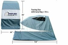 Speed-Way Touring And Large Shelter - MTT-GRY