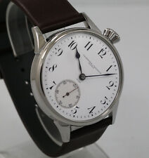 Vintage 1912 Vacheron Constantin 17 jewels wristwatch marriage Man Swiss watch